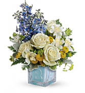 Teleflora's Welcome Little One TNB08-1B  Bouquet