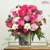 Teleflora's Wildflower In Flight Bouquet