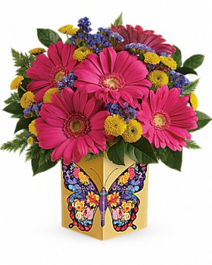 Telefloras Wings Of Gratitude  in Cloquet, MN | SKUTEVIKS FLORAL