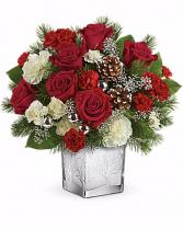 Teleflora's Woodland Winter Bouquet