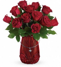 Teleflora's You Are Cherished Bouquet