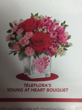 Teleflora's Young At Heart Valentines