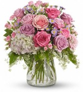 Teleflora's Your Light Shines Vased Arrangement