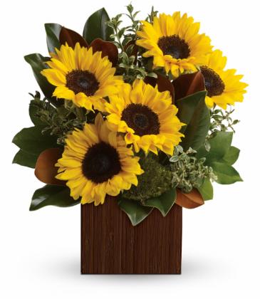 Teleflora's You're Golden Bouquet Teleflora