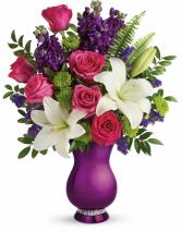 Teleflora Sparkle & Shine Bouquet