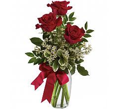 Thoughts of you Bouquet - 983 Vase arrangement