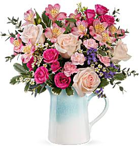 Telflora's Fabulous Farmhouse Bouquet