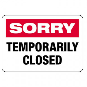 Temporarily closed until 8th February.  in Vacaville, CA | The Red Anthurium