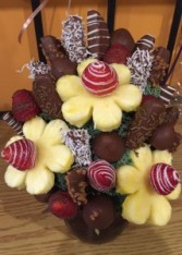 Temptation Edible Fruit Bouquet