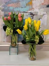 Tempting Tulips