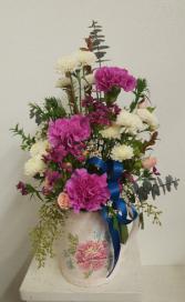 Tender Heart Flower Arrangement