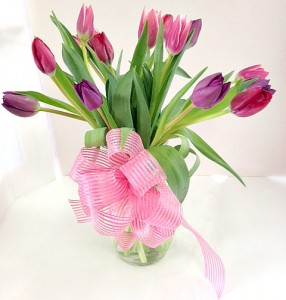 Tender Hearted Tulips