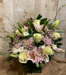 Tender Kisses  floral arrangement