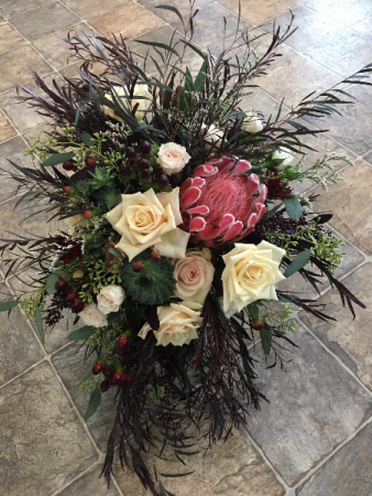 Tender Love Bridal Bouquet