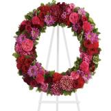 Tender Moments Wreath Wreath