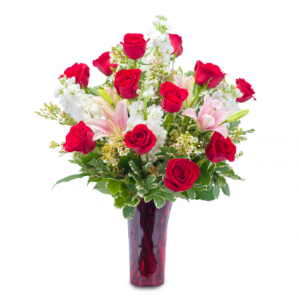 Tender Passion Arrangement