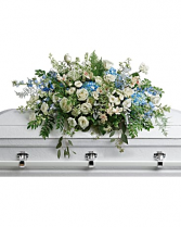 Tender Remembrance Casket Spray Casket Cover