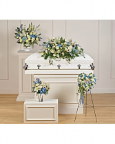 Tender Remembrance Collection Sympathy Combo