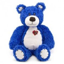 Tender Teddy Blue