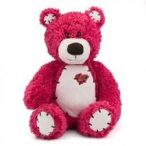 Tender Teddy Red Plush