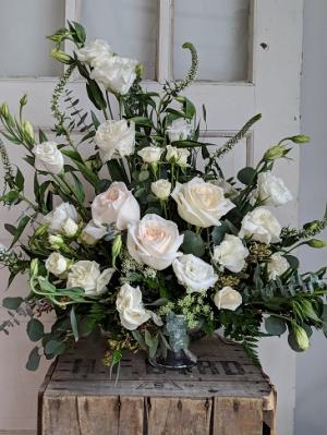 Tender Thoughts Fresh Arrangement in Middletown, IN | The Flower Girl