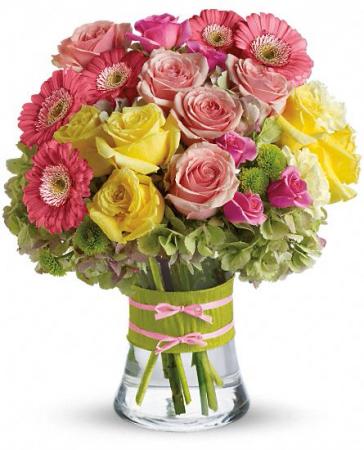 Tenderness Vase Arrangement