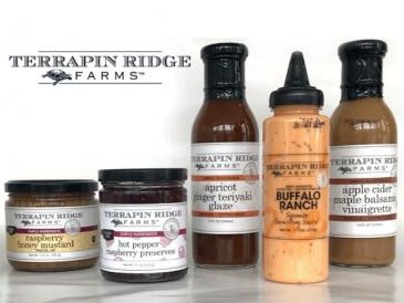 Terrapin Ridge Farm Jams, Mustard, Dips & Sauces