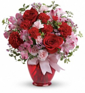 TEV38-2A Teleflora's Blissfully Yours Bouquet