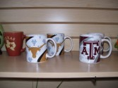 Texas College University Mugs Mugs