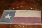 Texas Flag Canvas