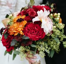 Texture, Texture, Texture! Wedding