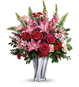 TF Elegant Adoration  in Jasper, TX   ALWAYS REMEMBERED FLOWERS & GIFTS