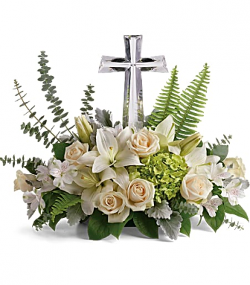 TF Life's Glory Bouquet Take home Keepsake