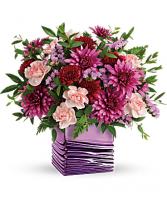 TF Liquid Lavender Cube