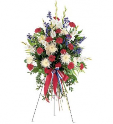 TF215-3 Patriotic Spirit Spray