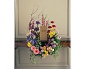 Cremation Urn Wreath Funeral