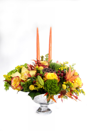 TG004 Table Centerpieces in Falls Church, VA | Geno's Flowers