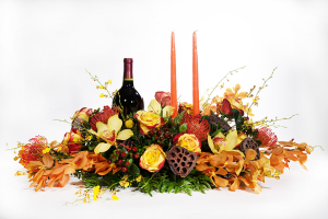 TG001 Table Centerpieces in Falls Church, VA | Geno's Flowers