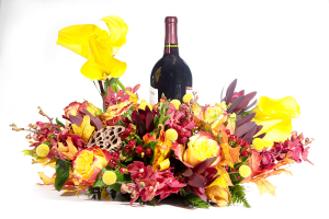 TG002 Table Centerpieces in Falls Church, VA | Geno's Flowers