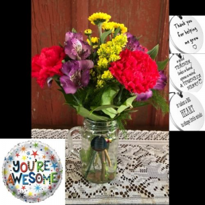 Thank a Teacher - Fresh Fresh Flowers in Mazomanie, WI | B-STYLE FLORAL AND GIFTS