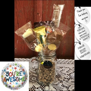 Thank a Teacher - Snack Snack in Mazomanie, WI | B-STYLE FLORAL AND GIFTS
