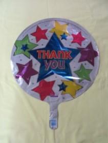 Thank You Balloon Mylar Balloon