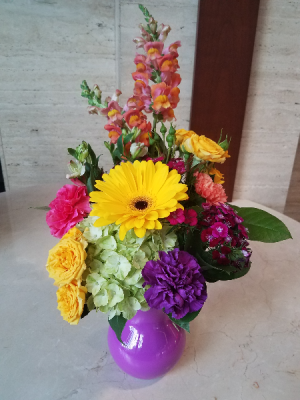 Thank You Bouquet in Charlotte, NC | FLOWERS PLUS