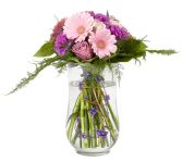THANK YOU FOR ALL YOU DO Vase Arrangement
