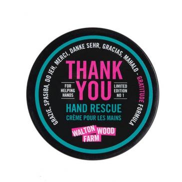 Thank you hand cream Gift Item