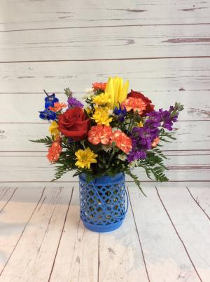 Light Up My Day Lantern  in Culpeper, VA | ENDLESS CREATIONS FLOWERS AND GIFTS