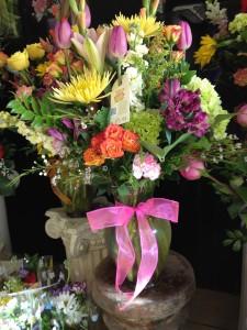 Always Thinking Of You Mixed Vase Arrangement