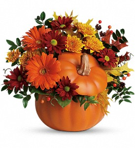 Thankful Blessings Bouquet in Bryan, OH | Farrell's Lawn & Garden and Flowers