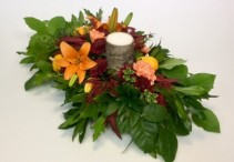 Thankful Centerpiece Designer Arrangement