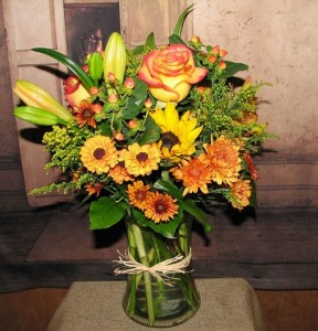 Thankful greeting   in Stevensville, MT | WildWind Floral Design Studio